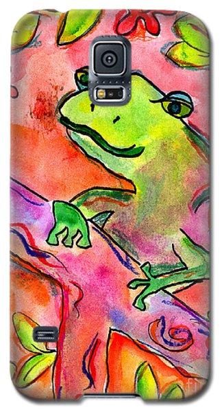 Froggy Galaxy S5 Case