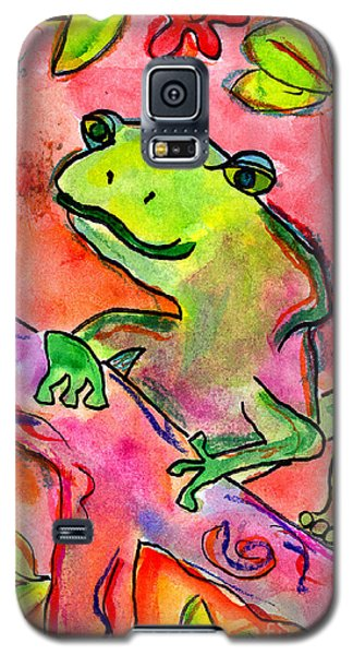Froggy Galaxy S5 Case