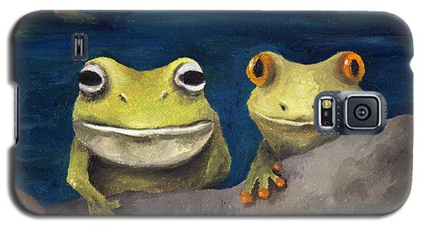 Frogland Detail Galaxy S5 Case