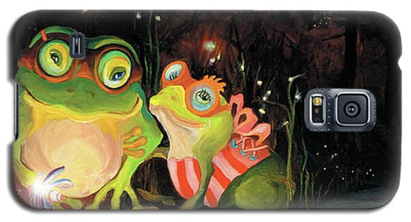 Frogs At Silver Lake Galaxy S5 Case
