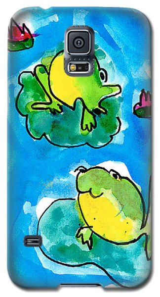 Frogs Galaxy S5 Case
