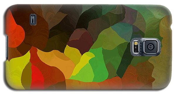 Frolic In The Woods Galaxy S5 Case by David Lane