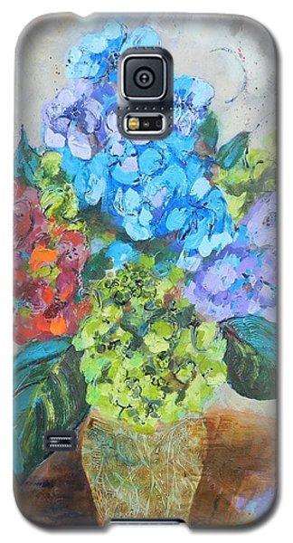 From A Friend's Garden Galaxy S5 Case