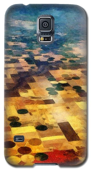 From Above Galaxy S5 Case by Michelle Calkins
