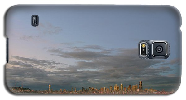 From Alki - Cloudy Night Galaxy S5 Case