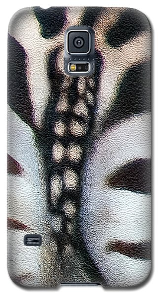 Galaxy S5 Case featuring the photograph From Behind by Hanny Heim