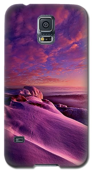 Galaxy S5 Case featuring the photograph From Inside The Heart Of Each by Phil Koch