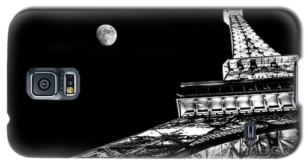 Eiffel Tower Galaxy S5 Case - From Paris With Love by Az Jackson
