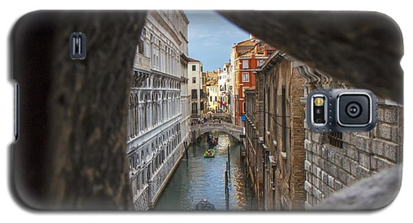 From The Bridge Of Sighs Venice Italy Galaxy S5 Case