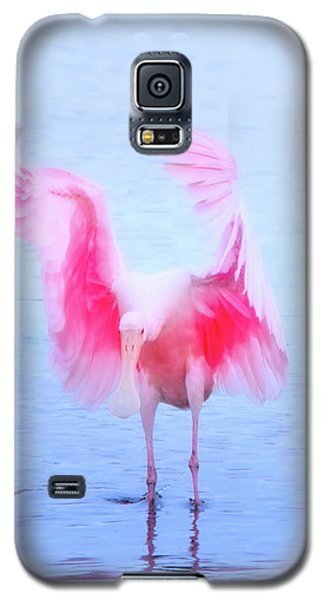 From The Heavens Galaxy S5 Case by Mark Andrew Thomas