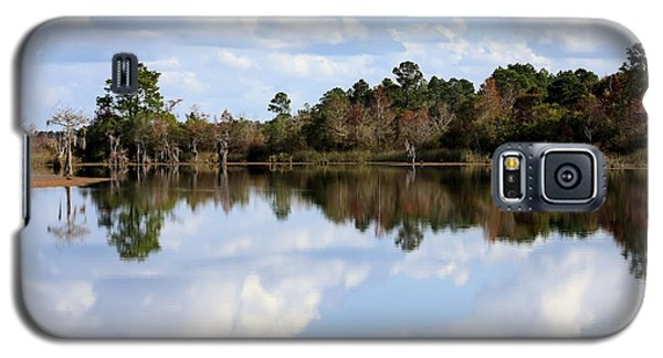 Galaxy S5 Case featuring the photograph From The Lake To The Channel  by Debra Forand