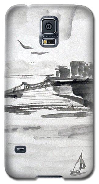From The Marina Galaxy S5 Case