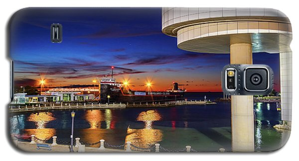 From The Rock Hall Galaxy S5 Case by Brent Durken