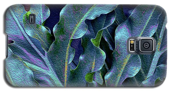 Fronds 53 Galaxy S5 Case