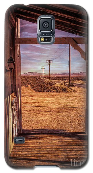 Front Porch Galaxy S5 Case