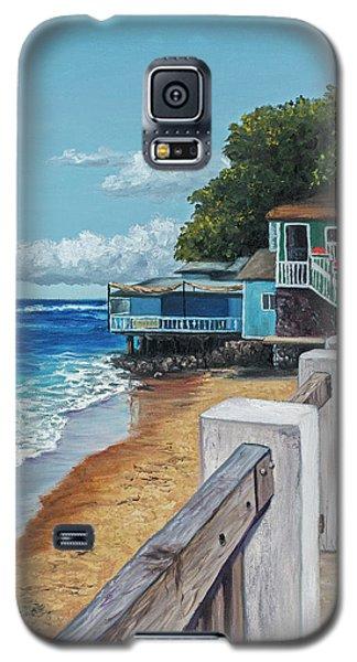 Front Street Lahaina Galaxy S5 Case