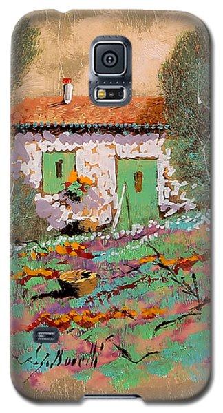 Frontale Galaxy S5 Case by Guido Borelli