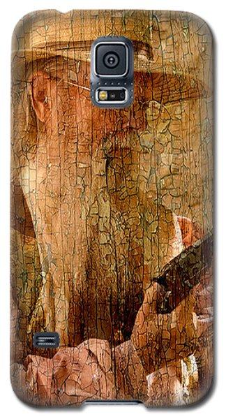 Frontiersman Galaxy S5 Case