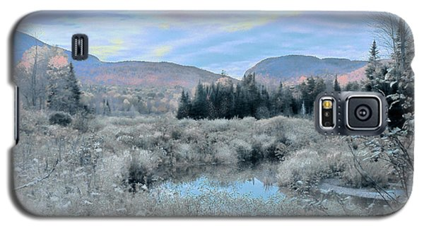 Frost On The Bogs Galaxy S5 Case