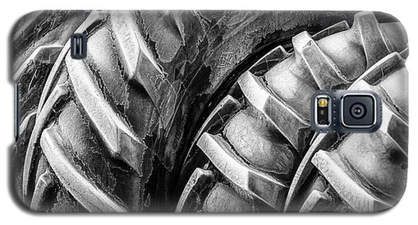 Frosted Tires Galaxy S5 Case