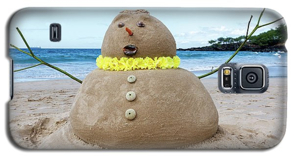 Frosty The Sandman Galaxy S5 Case