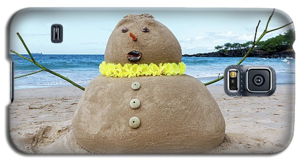 Frosty The Sandman Galaxy S5 Case
