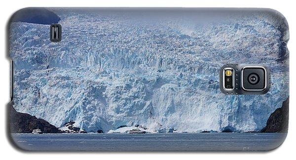 Frozen Beauty Galaxy S5 Case by Jennifer White