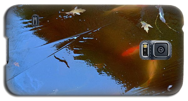 Frozen Carp Galaxy S5 Case