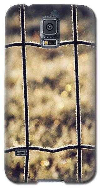 Frozen Fence Galaxy S5 Case