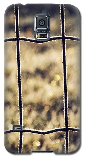 Frozen Fence Galaxy S5 Case