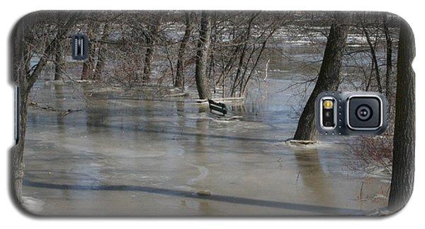 Frozen Floodwaters Galaxy S5 Case