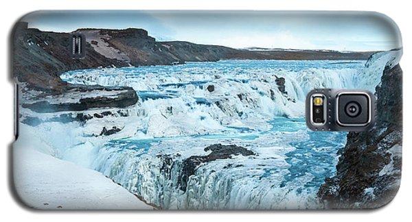 Frozen Gullfoss Galaxy S5 Case