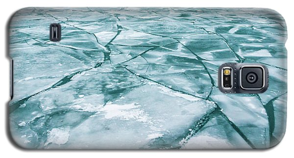 Frozen Lake Galaxy S5 Case