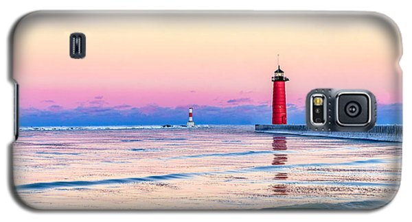 Frozen Sunset Galaxy S5 Case