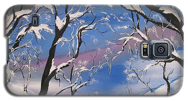 Frozen Tranquility  Galaxy S5 Case