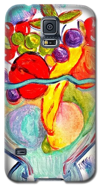 Fruit Bowl Galaxy S5 Case