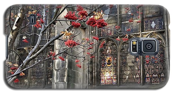 Galaxy S5 Case featuring the photograph Fruit By The Church by RKAB Works