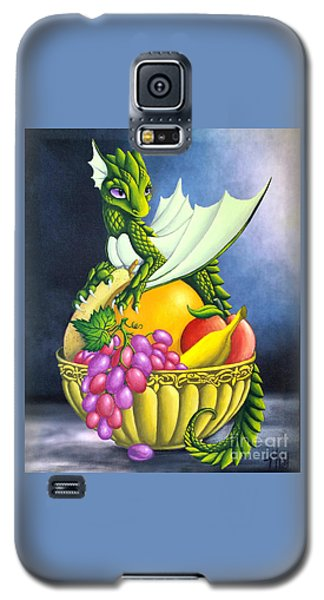 Fruit Dragon Galaxy S5 Case