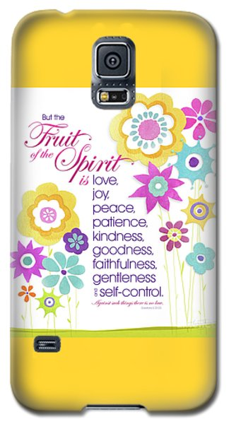 Fruit Of The Spirit Galaxy S5 Case