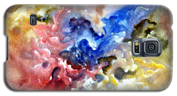 Galaxy S5 Case featuring the painting Fruitfulness by Raymond Doward