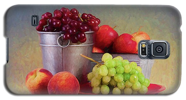 Fruits On Centerstage Galaxy S5 Case