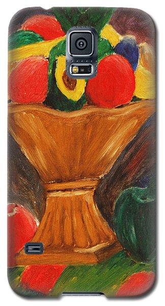 Fruits Still Life Galaxy S5 Case by Jose Rojas