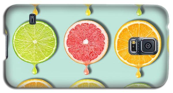 Fruity Galaxy S5 Case by Mark Ashkenazi