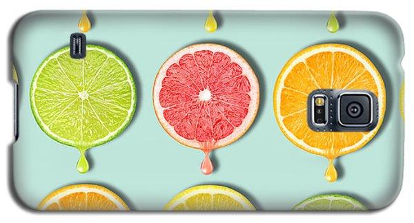 Fruity Galaxy S5 Case