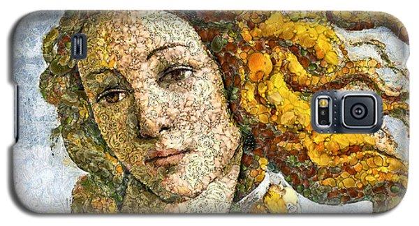 Fruity Venus I Am So Sorry Mr Boticelli Galaxy S5 Case
