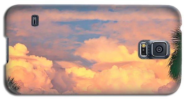 Ft De Soto Sunset Clouds Galaxy S5 Case