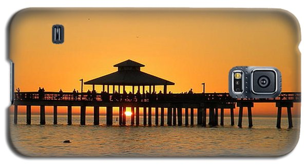 Ft. Myers Pier Galaxy S5 Case