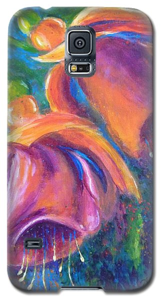 Fuchsia Galaxy S5 Case