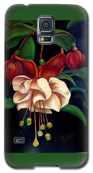 Fuchsias Galaxy S5 Case by Irena Mohr