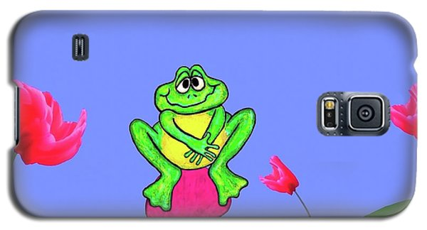Fud's Frog Galaxy S5 Case